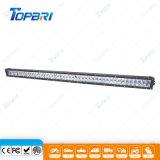 barre d'éclairage LED de pièces d'auto de véhicule de 50inch 288W 4D