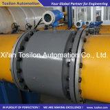 Индуктивный электромагнитные жидкости расходомер для орошения воды насос станции