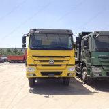 336HP 10 바퀴 HOWO 트럭 6X4 쓰레기꾼 트럭