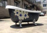 Cuba de banho autônoma do estilo europeu (604B)