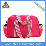 Il Duffle di corsa di modo del poliestere mette in mostra il sacchetto dei bagagli della borsa