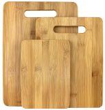 Placa de estaca de bambu da cozinha feita sob encomenda da fábrica de China