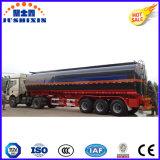 42000~45000liters Schmieröltank-Schlussteil, große Kapazitäts-Kraftstoff-Tanker-halb Schlussteil für Verkauf