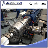 HDPEの管のプラスチック押出機か高く効率的な単一ねじ押出機