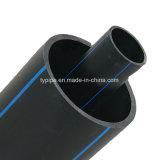 Tubo del polietileno del abastecimiento de agua SDR13.6 del Dn 140m m con precio competitivo