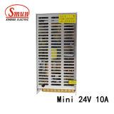Comme l'-250-24 Smun 110V/220VCA à 24VCC 10un mini-Alimentation de commutation