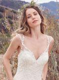 Амели скалистых 2018 высокого качества Русалки тюль свадебные платья