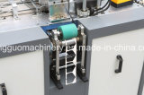 Automatisches Papiercup, das Maschine mit Griff herstellt