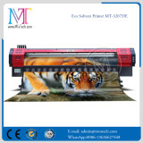 밑바닥 가격 Dx7 Impresoras Eco 용매 잉크젯 프린터 3.2m 1440*1440dpi