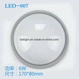 Heißes verkaufen6w LED Wand-Aluminiumlicht