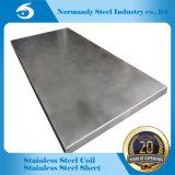 feuille d'acier inoxydable du fini 202 2b pour la décoration et la construction de vaisselle de cuisine