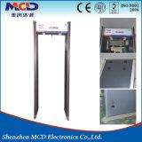 6 die de Detector van het Metaal van het Frame van de Deur van de Streken van de opsporing wijd in Bangladesh, Pakistan enz. wordt gebruikt