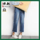 Jeans scarni di vendita delle donne di modo dello Spandex caldo del cotone