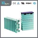 4s1p bloco recarregável 12V 40ah da bateria do lítio LiFePO4 para a luz solar do diodo emissor de luz