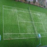 18 mm, campo de ténis de relva de plástico