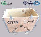 Heißes Verkaufs-großes faltbares Verschiffen-hölzerner Behälter für das Verpacken