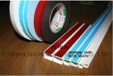 Câble en PVC de 1.1mm agrégation pour la gestion des câbles 50x35mm