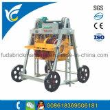 Beweegbare Concrete het Maken van de Baksteen Machine met Uitstekende kwaliteit
