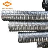Conductos acanalados galvanizados alta calidad del metal