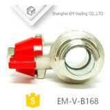 알루미늄 손잡이 (EM-V-B168)를 가진 금관 악기 공 벨브