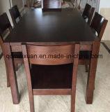 Feste hölzerne speisende Stuhl-Wohnzimmer-Möbel (M-X2944)