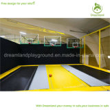 China Wholesale Top Fitness Indoor trampolín aeróbic Park para adultos