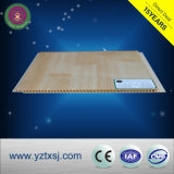 Modèle de damier de panneaux de plafond de PVC