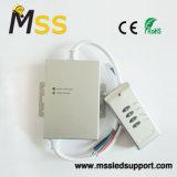 China CC12V Tecla 8 RF controlador RGB LED RGB de Gaza - China RF Remote Control, Controlador de luz LED