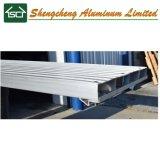 De populaire Plank van de Steiger van het Triplex van het Aluminium met Valdeur, de Plank van het Aluminium Derable