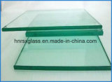 Verre de sécurité ISO de la CCC en verre trempé 6 mm