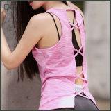 Qualitäts-Gymnastik-Kleidung-Fertigung-Athletik-Trägershirt