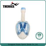 Projeto liso original novo máscara do Snorkel da face cheia de 180 graus