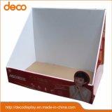 Visualización de cartón de papel cartón Expositor para minoristas