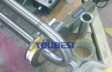 融接の管のための閉じる溶接装置