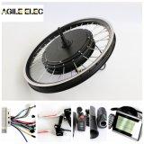 Fornecedor Profissional ágil 500W Kit de bicicletas eléctricas com bateria de lítio opcional
