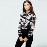 Großhandelsumhüllungen-Mantel der sprung-Herbst-Dame-Bohemian Styles Printed Women