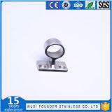 Noi tipo acciaio inossidabile AISI 304 o sostegno di AISI 316