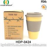 450ml Eco-Friendly xícara de café de fibra de bambu para a promoção