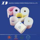 Best Seller 2 pliegues NCR Rollo de papel de 76mm X 70mm