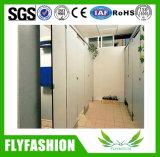 공중 나무로 되는 방수 사무실 화장실 분할 (WC-02)