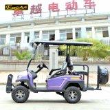 Carrello elettrico di Excar 4 Seaters per uso di golf