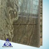 Супер панели сота камня мрамора качества для украшений кухонного стол стола