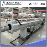 Extrudeuse en plastique de pipe de HDPE/boudineuse à vis simple haut efficace