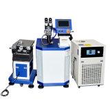 De Machine van het Lassen van de Laser van de Vorm MT-w 200With300With500W YAG voor Metaal, Roestvrij staal, Aluminium