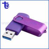 Rotation colorés Memory Stick USB 2.0 pouce de stylo lecteur Flash