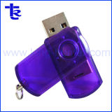 Индивидуальный логотип тумблерный флэш-накопитель USB игрушка диска USB