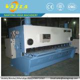 Машина гидровлической гильотины QC11y-10X3200 режа