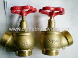 Bronzeinnenhydrant-Eckventil (HJA-2)