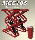 Ascenseurs de ciseaux de voiture d'Inground (MEE105)
