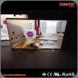 Безрамные алюминиевый ткань светодиодный индикатор для поощрения